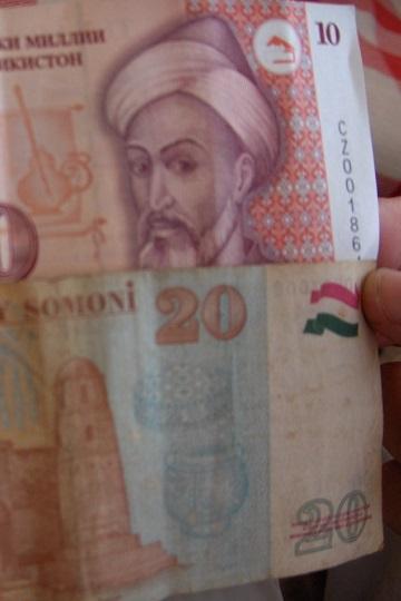 Monnaie Ouzbékistan