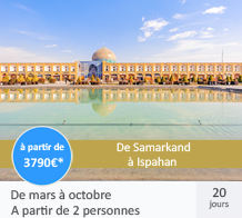 De Samarkand à Ispahan