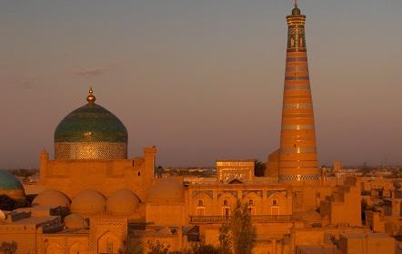 Départ garanti en Ouzbékistan