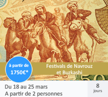 Festivals de Navrouz & Buzkashi
