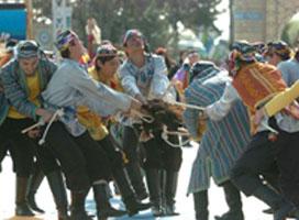 Tir corde Ouzbékistan