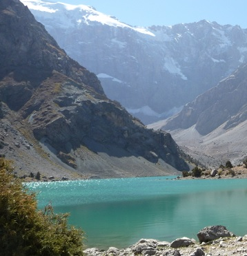 Circuit combiné Ouzbekistan - Tadjikistan (trekking)