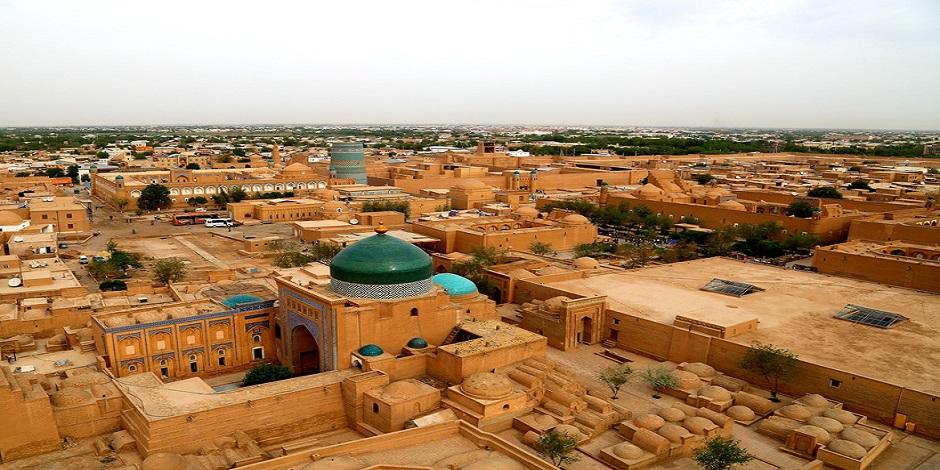J8 : Boukhara- Khiva