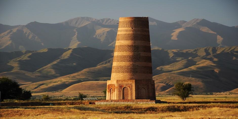 Kirghistan - Tour Burana