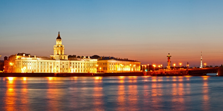 Circuit combiné Ouzbékistan – Saint Pétersbourg