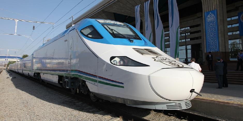 Train grande vitesse Afrosyob