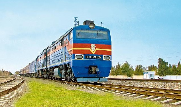 Train Registan