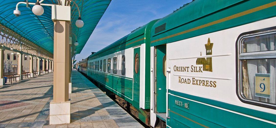 Train Silk Road Express