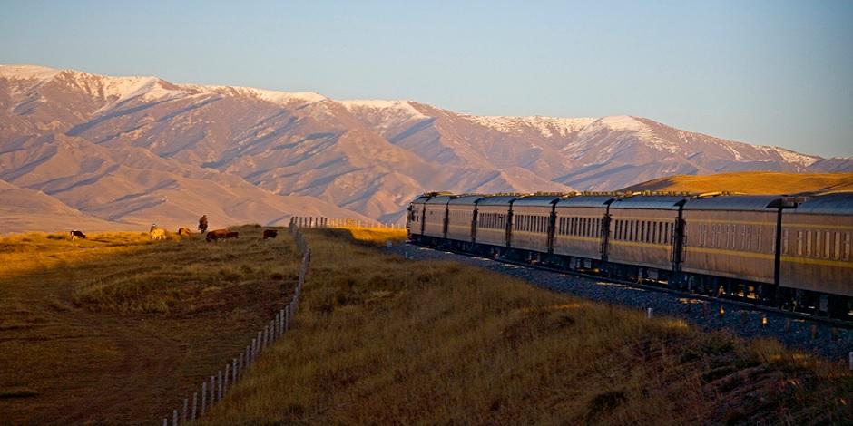 Train Shangri-La Express