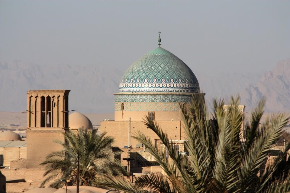 Dôme de la Mosquée