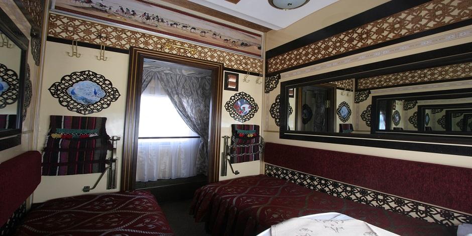 Cabine Catégorie Aladin