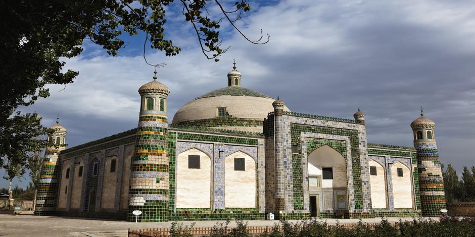 Mosquée à Kashgar