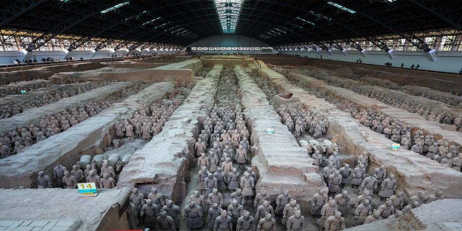 Mausolée de Xi'An