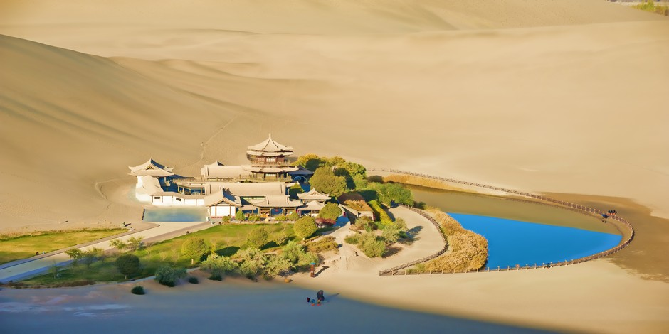 Dunhuang - Chine