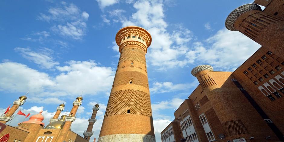 Grand Marché de Kashgar