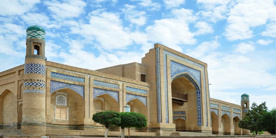 Mosquée de Khiva