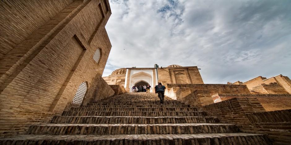 Ensemble Shah-I-Zinda à Samarkand