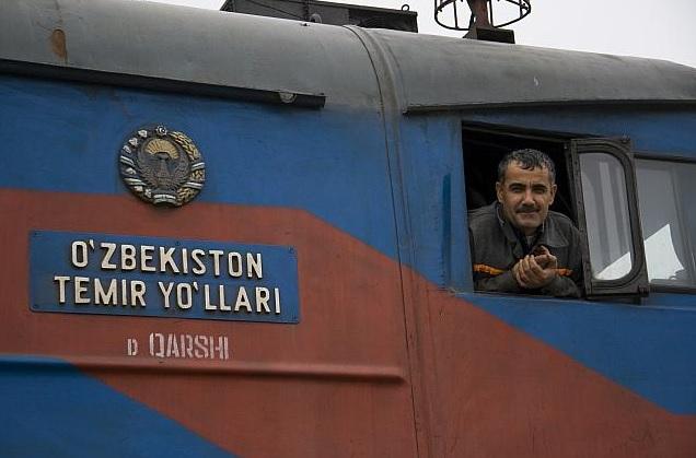La Locomotive du train