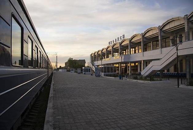 Gare d'Urgencht