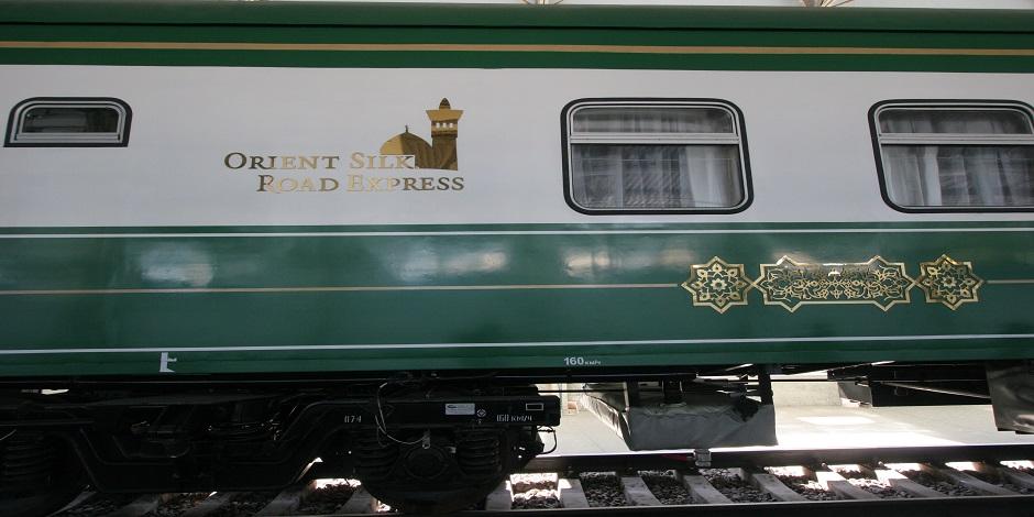 Wagon de l'Orient Silk Road Express