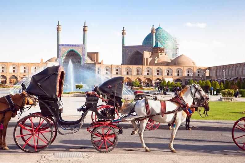 Place Naqsh-i Jahan Square