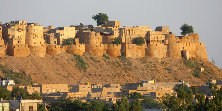 Sonar Quila à Jaisalmer
