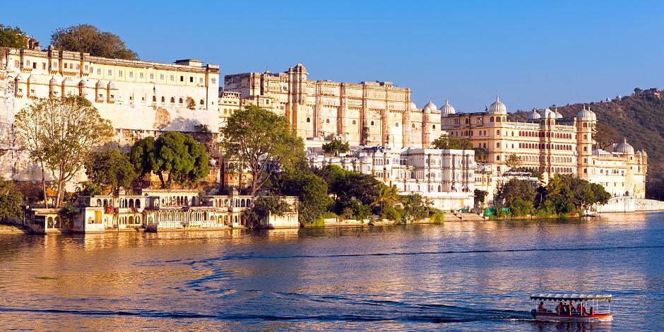 City Palace d'Udaïpur