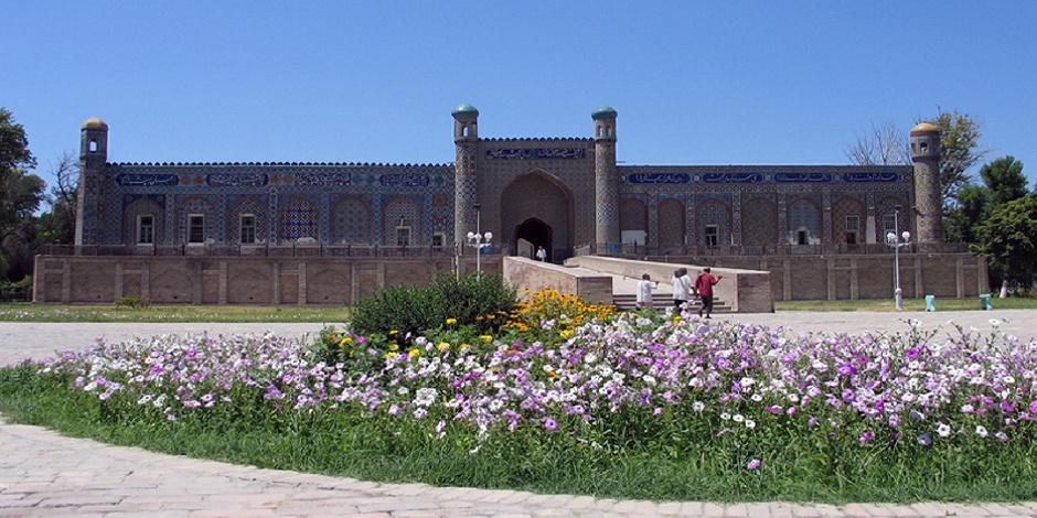 Palais Khoudoyarkhan encore