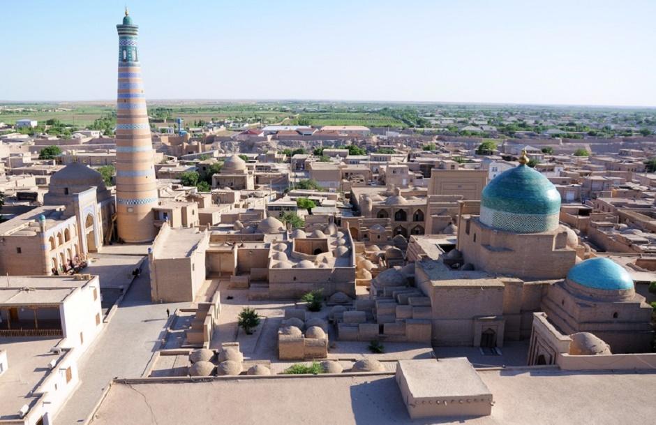 Autre vue de Khiva