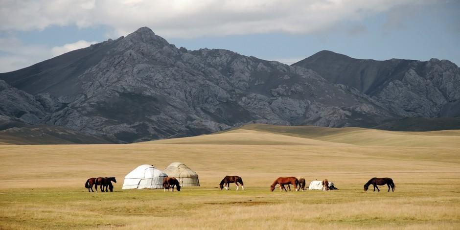 Circuit combiné Ouzbekistan – Kirghistan