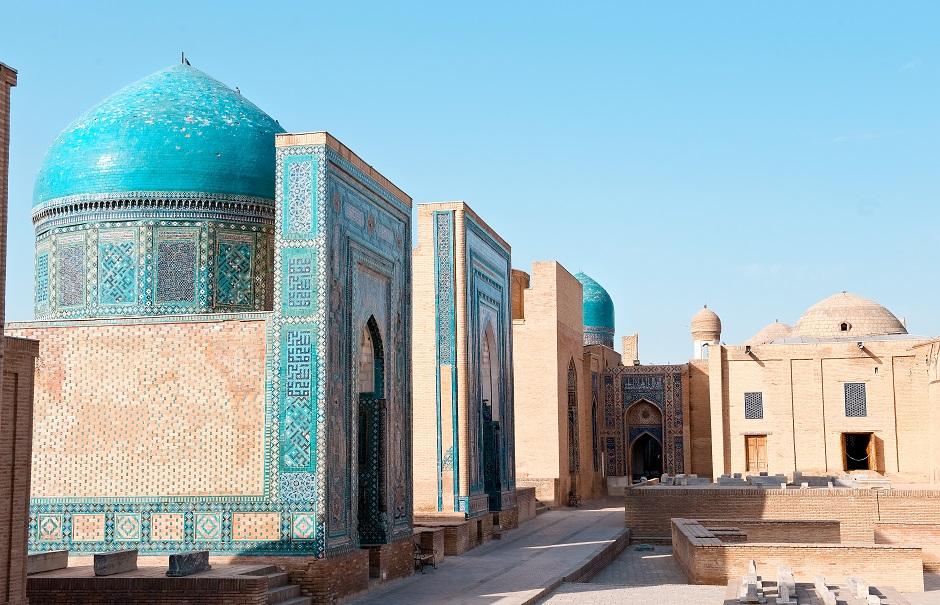 Nécropole Shahi-Zinda