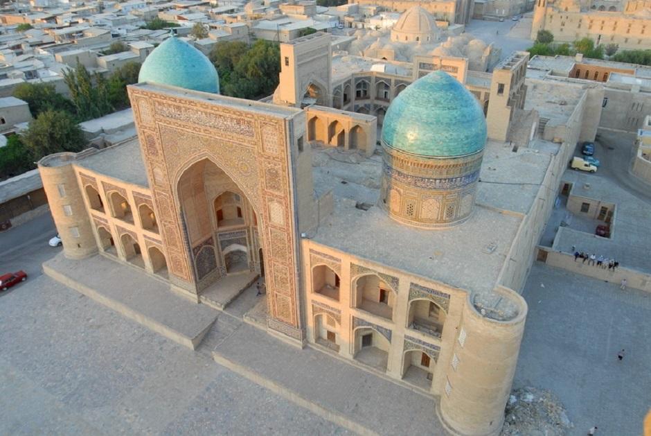 J9 : Boukhara- Khiva
