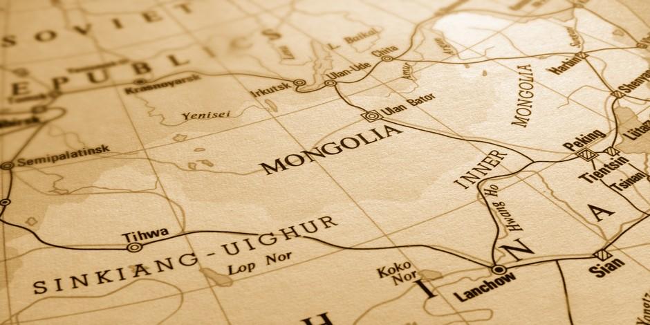 Sur les traces des Huns blancs  Ouzbékistan – Russie – Mongolie