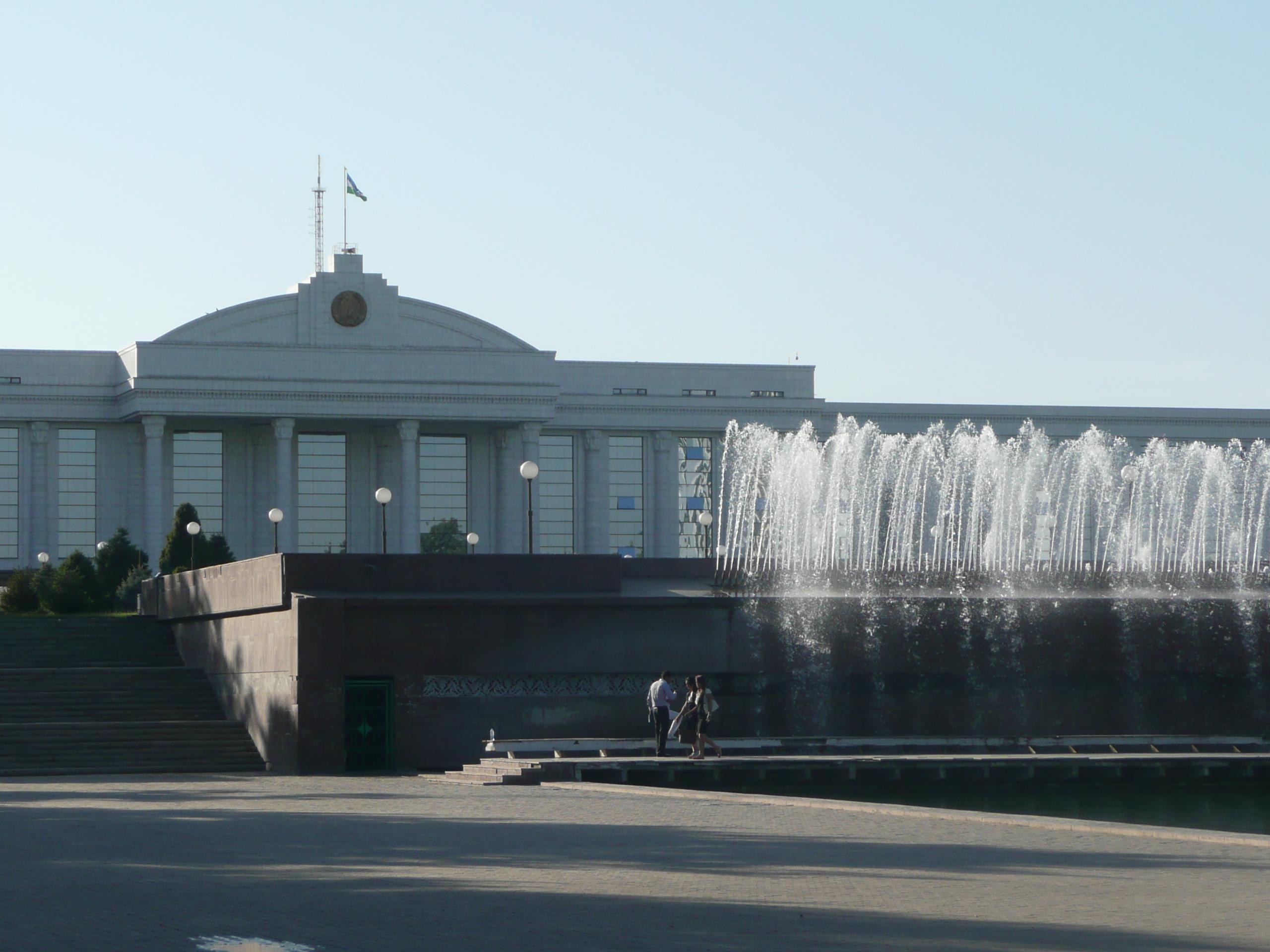 J1&2 : Paris – Tachkent