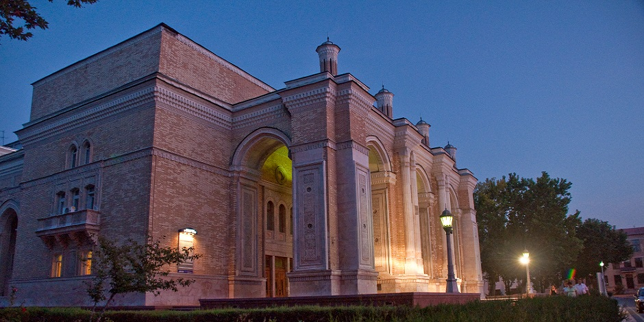 Opéra Taschkent