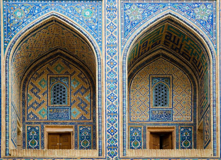 J8 : Yourtes – Aidarkoul – Samarkand