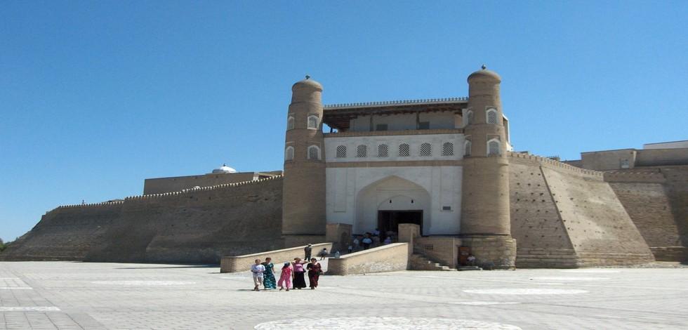 J6 : Samarkand - Boukhara