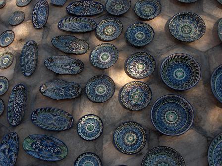 J6 : Boukhara – Samarkand