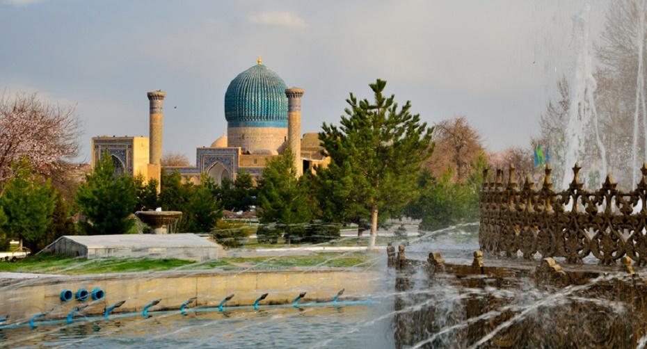 Mausolée Gur-e Amir