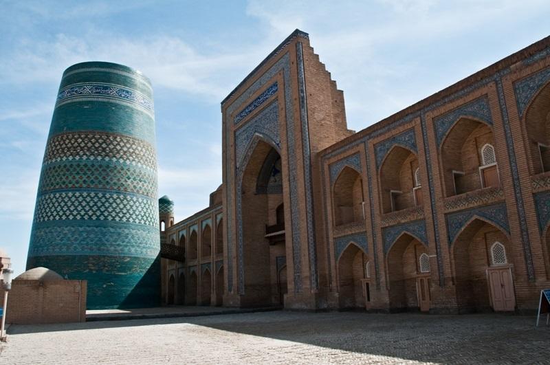 Hôtel-Medersa Orient Star Khiva : Facade