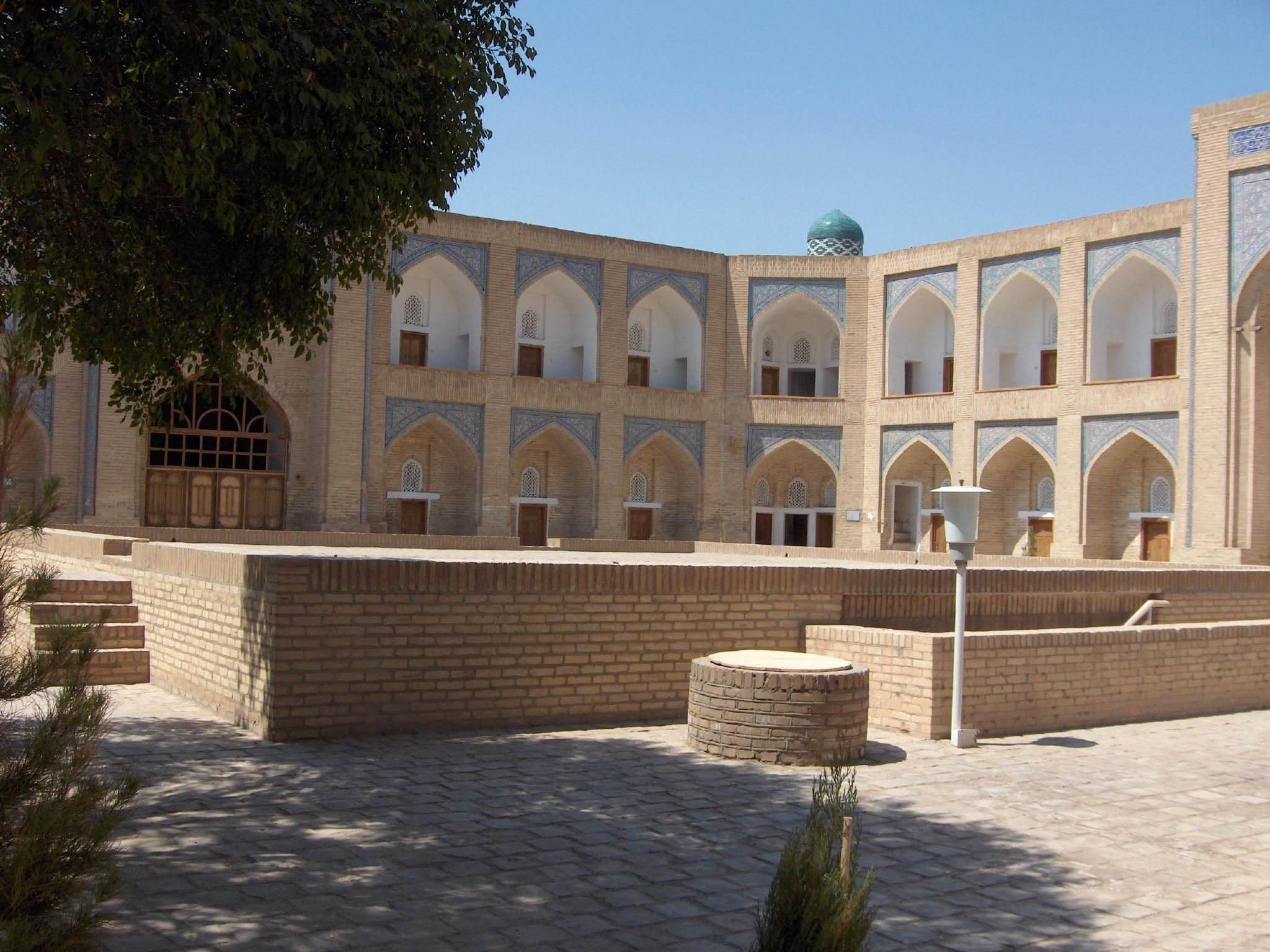 J3 : Tachkent/Ourguentch/Khiva