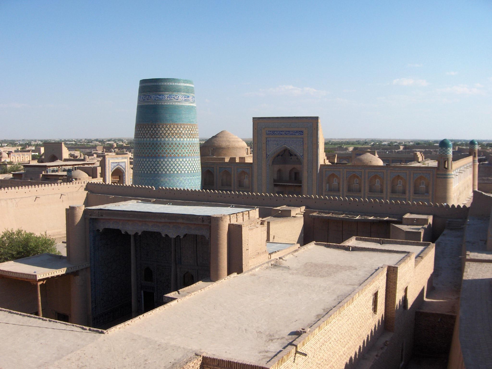 J10 : Boukhara – Khiva