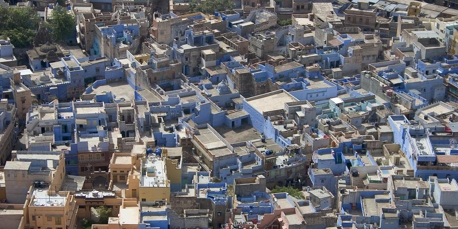 Jodphur : la ville bleue !