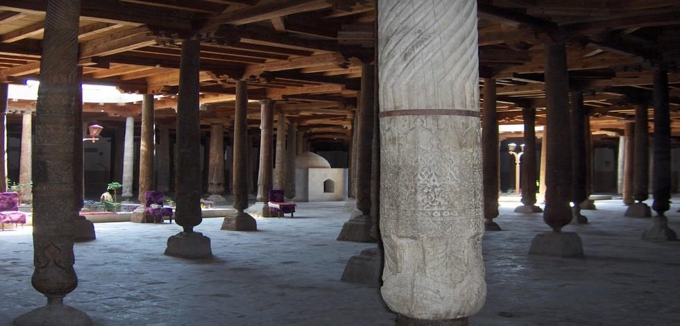 J3 : Tachkent - Ourgencht – Khiva