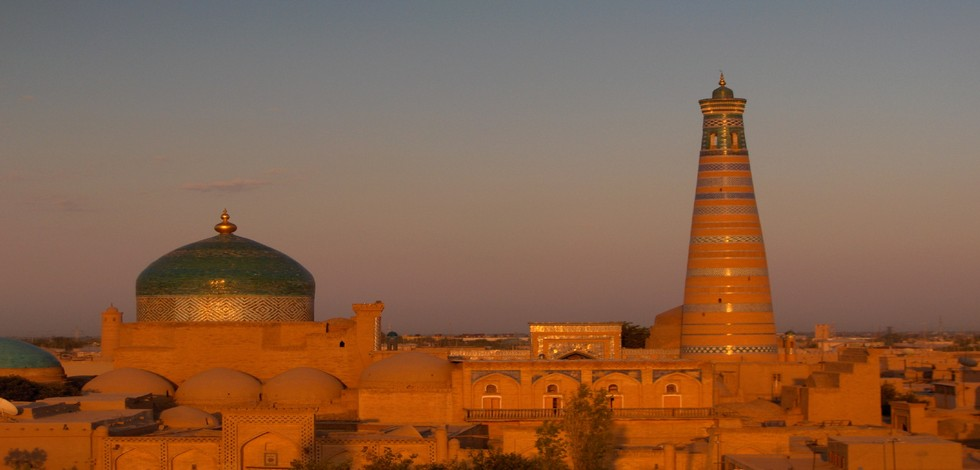 J4 : Khiva – Boukhara