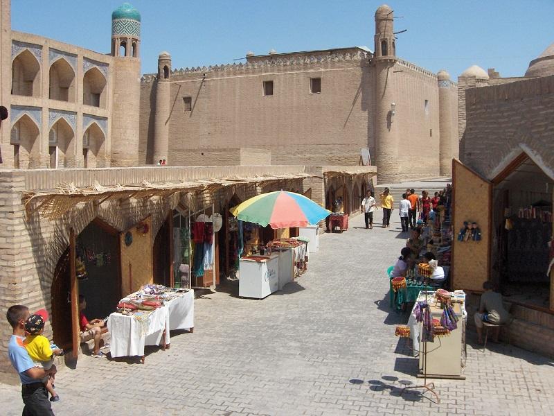 J4 : Khiva