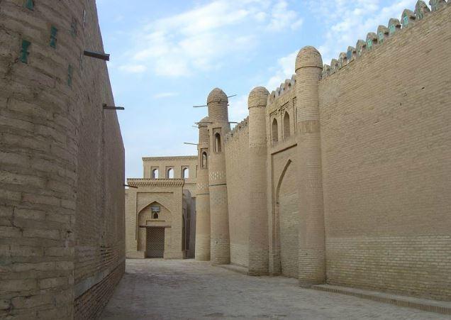 J9 : Boukhara - Khiva