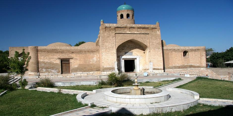 Mosquée Tchil Ustun à Nourata