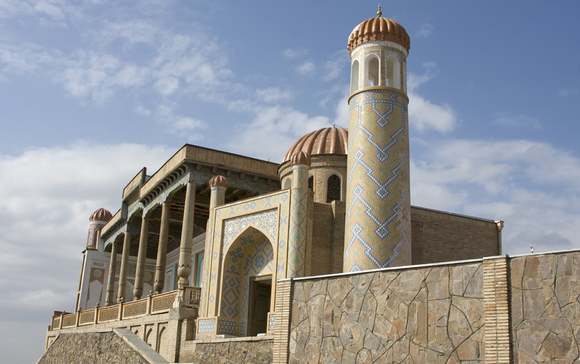 J3 : Taschkent - Samarkand