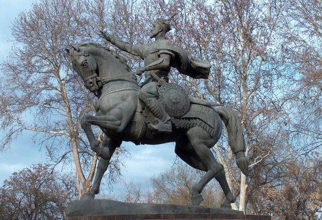 J1&2 : Paris - Taschkent